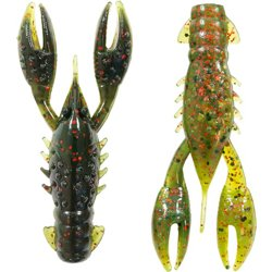 TRD Crawz 2.5 in Soft Baits 6-Pack