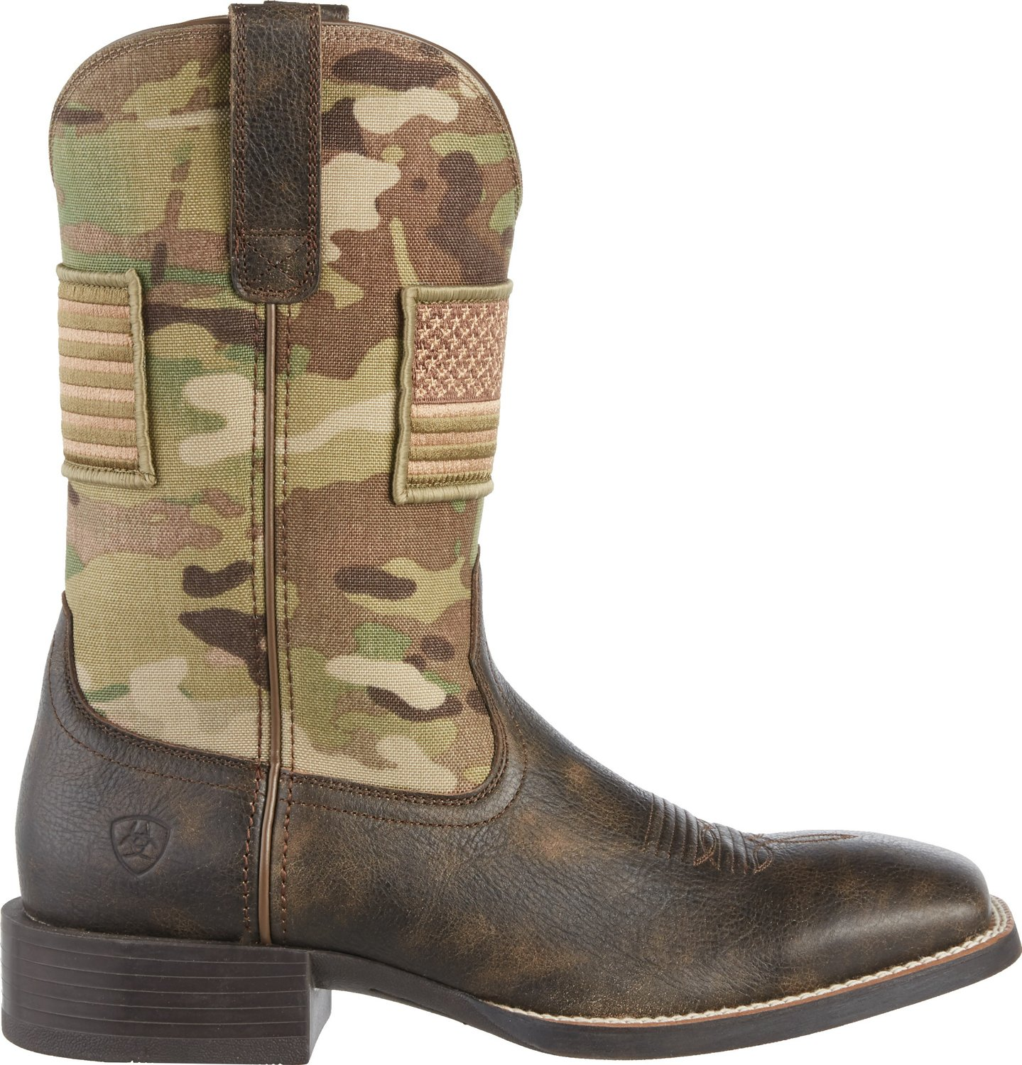 7c847cd934b5 Ariat Men s Sport Patriot Cowboy Boots