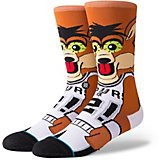 Stance San Antonio Spurs Coyote Crew Socks