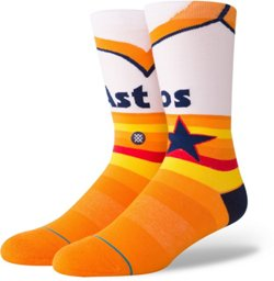Stance Houston Astros Retro 1975 Crew Socks