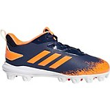 adidas Boys' Afterburner V MD K Baseball Shoes