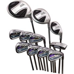 Women's LR DTP 11-Piece Club Set