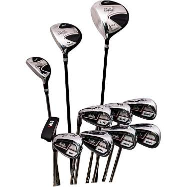 Club Champ Men's MLH DTP 11-Piece Golf Set