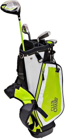 Juniors' JRH DTP 52 in - 46 in Golf Set