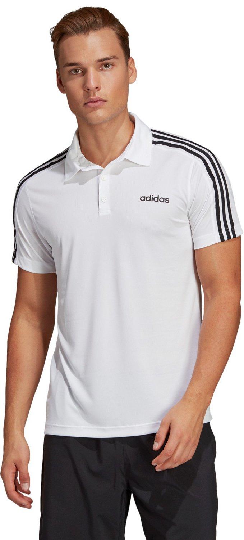 Shirt Adidas Men's D2m Polo 3s 4RL35Aj