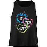 BCG Girls' Turbo Graphic Tank Top