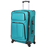 SwissGear 25 in Expandable 4-Wheel Check-in Luggage