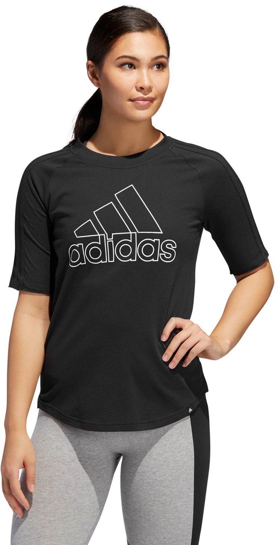 1122bf2fe4c674 Display product reviews for adidas Women s BOS Baseball T-shirt