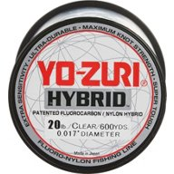 Yo-Zuri Hybrid Line 600 yds Co-Polymer Fishing Line