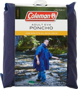 Adults' EVA Poncho