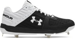Men's Ignite Low Metal Baseball Cleats