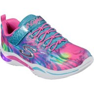 SKECHERS Kids' S Lights Power Petals Flowerspark Shoes