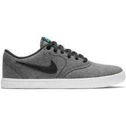 Men's Check Solarsoft Canvas Skateboarding Shoes
