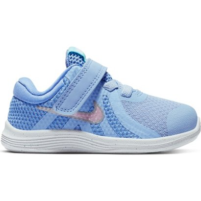 sports shoes c91a3 4cbf0 ... Nike Toddler Girls  Revolution 4 GS Running Shoes. Toddler Athletic    Lifestyle Shoes. Hover Click to enlarge