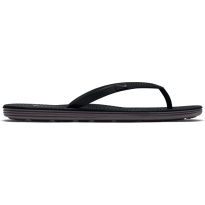 995330e3fe6 Academy   Nike Women s Solarsoft II Flip-Flops. Academy. Hover Click to  enlarge