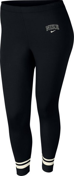 Women's Varsity Plus Size Leggings