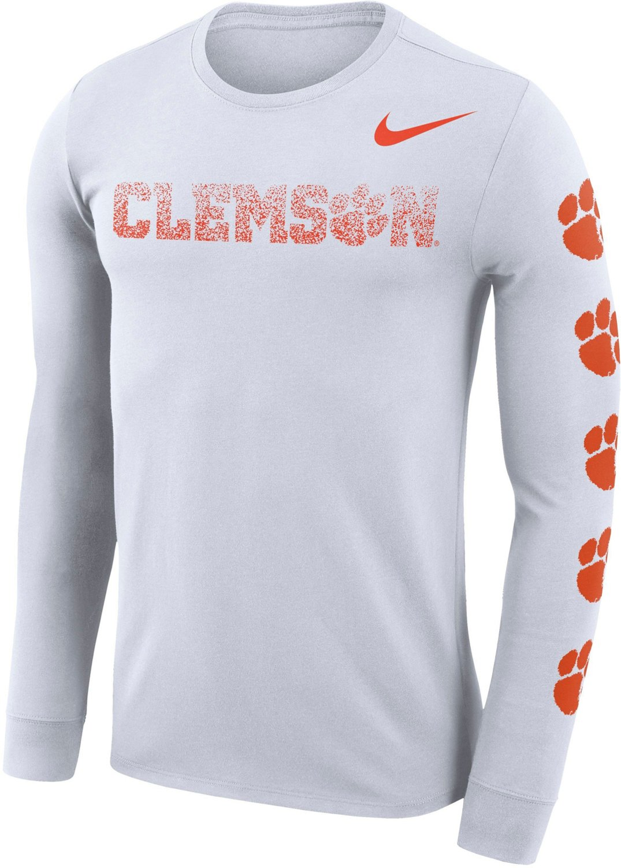 591f6df6 Nike Men's Clemson University Dri-FIT T-shirt   Academy