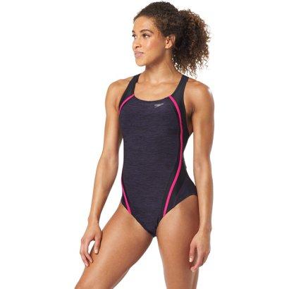 de98094adfe57 ... Speedo Women's Quantum Splice 1-Piece Swimsuit. Women's One-Piece  Swimsuits. Hover/Click to enlarge