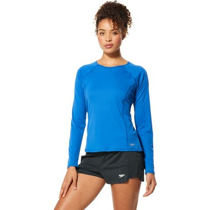 8c10ba45 ... Speedo Women's Swim T-shirt. Women's Cover Ups. Hover/Click to enlarge