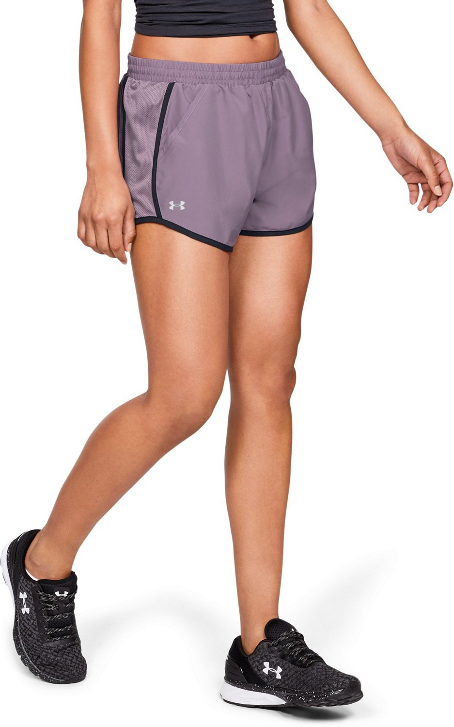 Display product reviews for Under Armour Women s Fly By Running Short 5e2ffa713