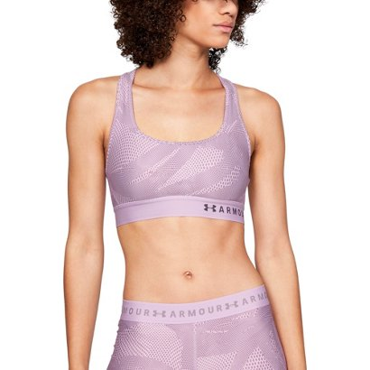 8b62669256 ... Armour Women s Mid Crossback Print Sports Bra. Academy. Hover Click to  enlarge