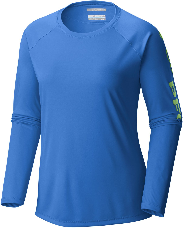0491c6b35d Display product reviews for Columbia Sportswear Women s Tidal Tee II Long  Sleeve T-shirt
