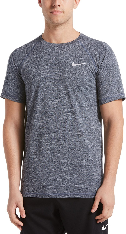 7bbba8f31 Nike Men's Heather Short Sleeve Hydroguard Shirt | Academy