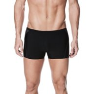 Nike Men's Poly Solid Square Leg Swimsuit