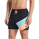 Nike Men's Optic Camo Mesh Signal Volley Swim Trunks