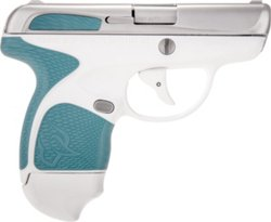 Taurus Spectrum .380 ACP White and Laguna Blue Pistol