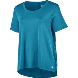 Women's Lifestyle Plus Size T-shirt