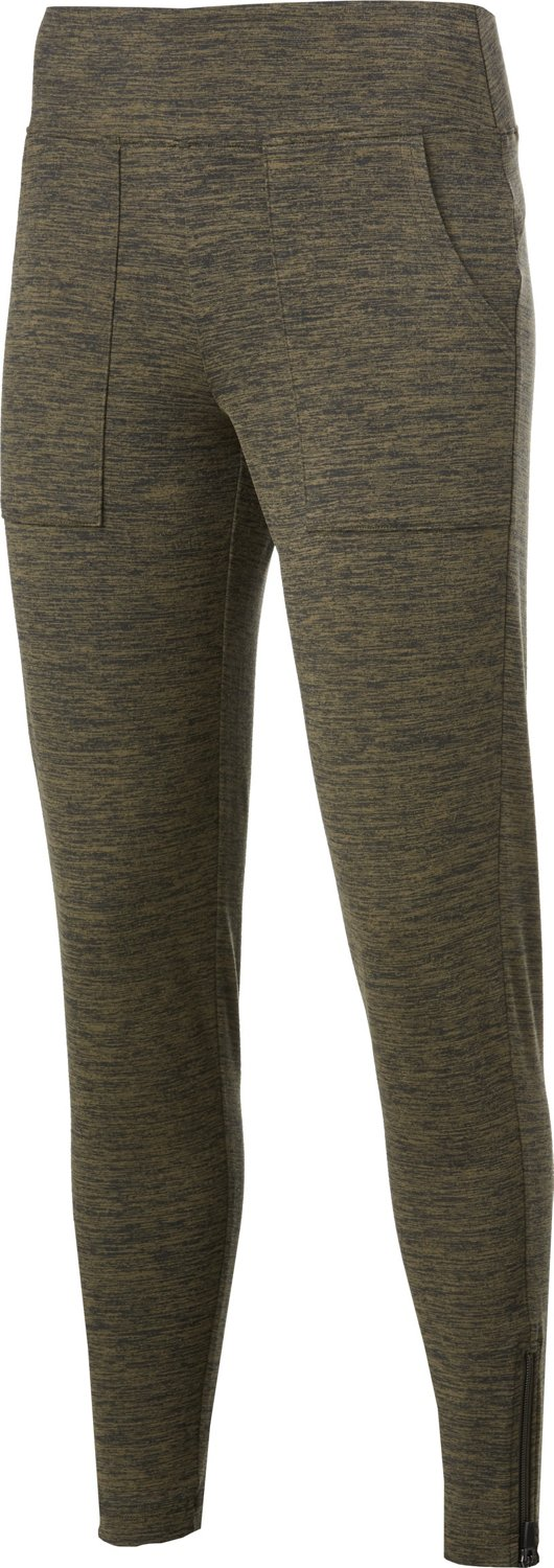 e2daba22cca0 Display product reviews for BCG Women's Tapered Knit Zip Up Leggings