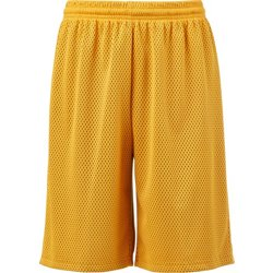Boys' Basic 2 Tone Mesh Basketball Short
