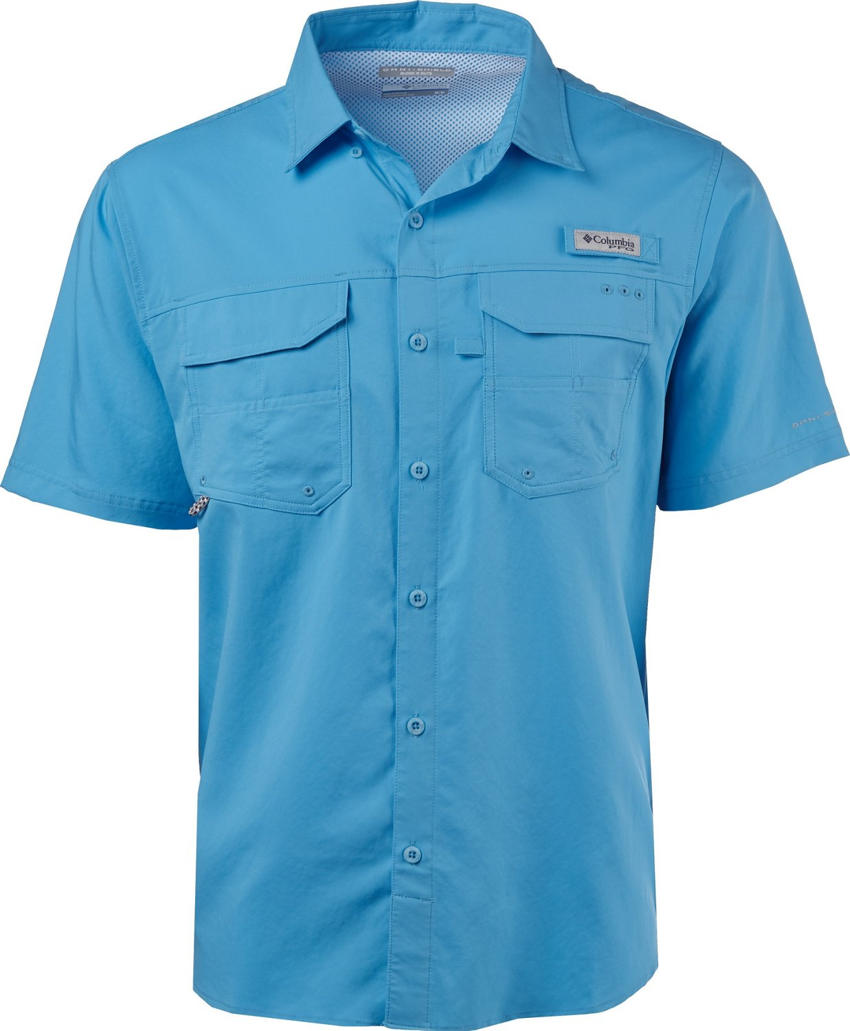 00e6be6a9 Display product reviews for Columbia Sportswear Men's Blood and Guts III  Short Sleeve Woven Fishing Shirt
