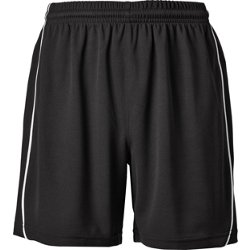 Boys' Side Piped Soccer Shorts