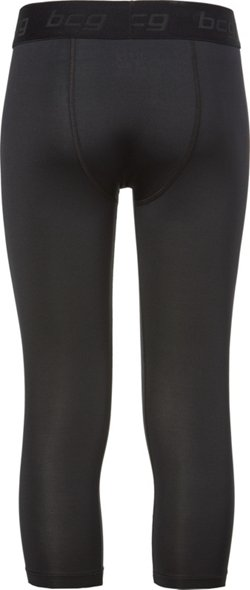 Boys' 3/4 Compression Tights