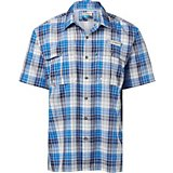 Magellan Outdoors Men's Aransas Pass Oso Lite Fishing Short Sleeve Button Down Shirt