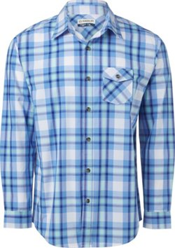 Men's Summerville Plaid Shirt