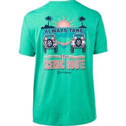 744019618 Women's Love & Pineapples Graphic Tees