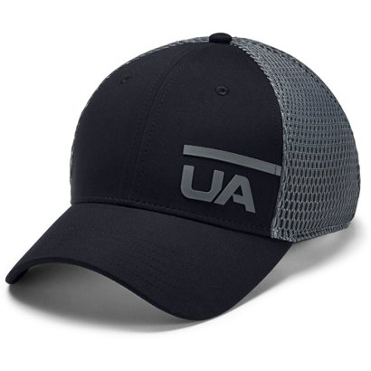 Under Armour Men s Spacer Mesh Training Cap  b358b327a52