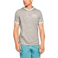 Under Armour Men's Sportstyle Terry Short Sleeve Hoodie