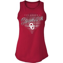 Women's University of Oklahoma Baby Jersey Tank Top