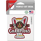 Wincraft Atlanta United FC MLS Cup Championship 2018 Perfect Cut Decal