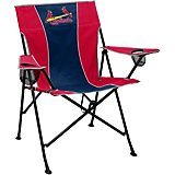 Logo St. Louis Cardinals Pregame Chair