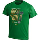 e10250678f1 Youth University of Notre Dame CFP 2018 Bound Rush 4 Gold T-shirt