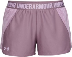 Women's Play Up Jacquard Inset Shorts