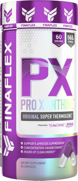 FINAFLEX PX Pro Xanthine 500-XT Weight Loss Supplement