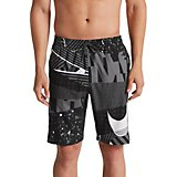 20a7bbf9cb Men's Printed Swoosh Volley Board Shorts Quick View. Nike