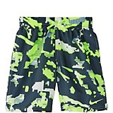 Nike Boys' Graphic Print 1-Piece Swimming Bottoms
