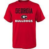 5cd8de343bc Boys  University of Georgia Rush to Score T-shirt
